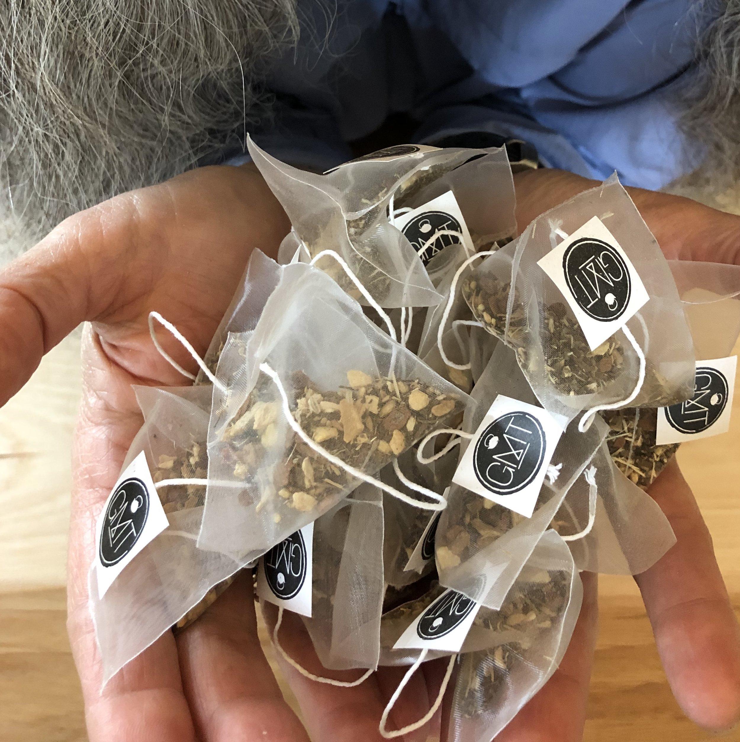 Chai Divine tea bags