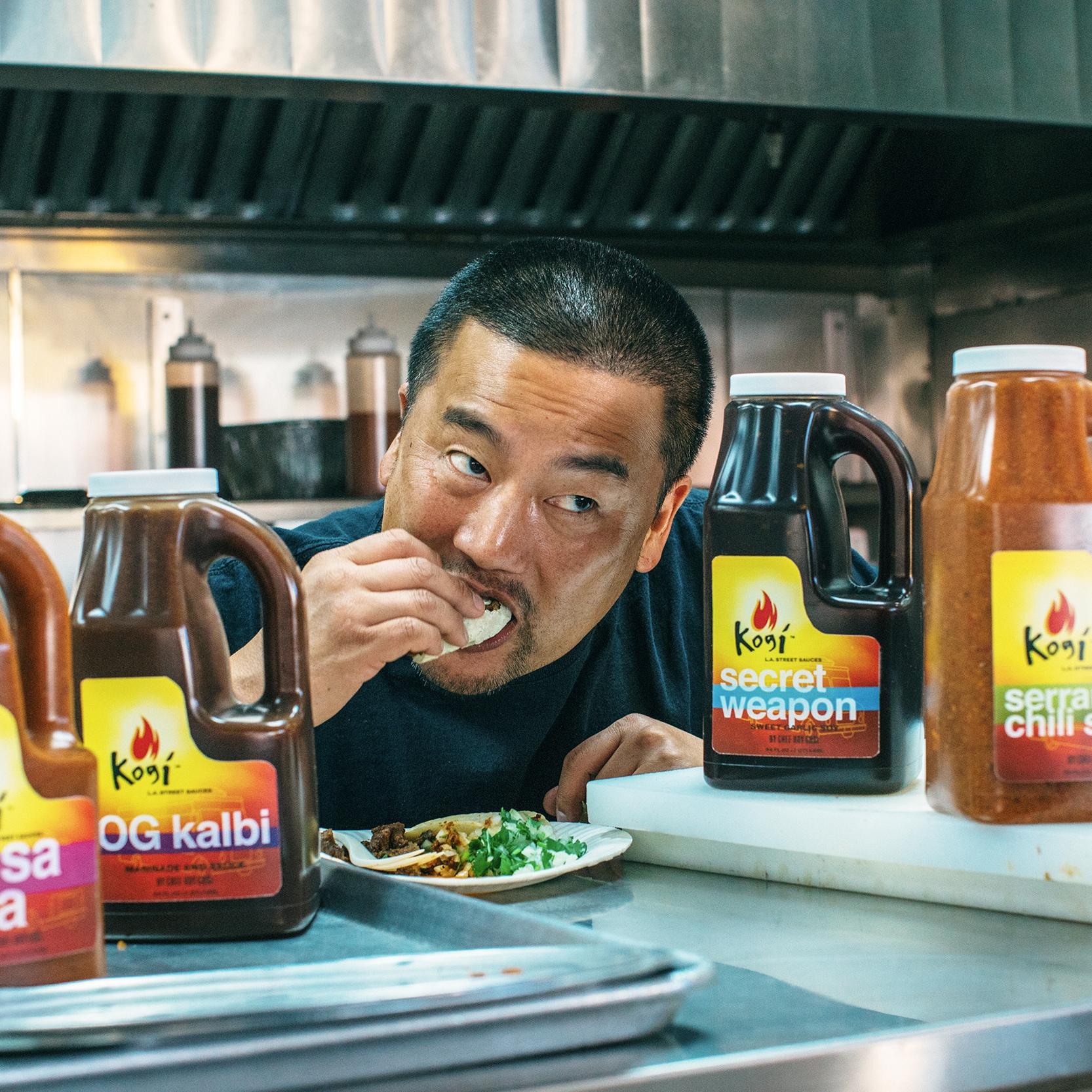 Kogi LA Street Sauces