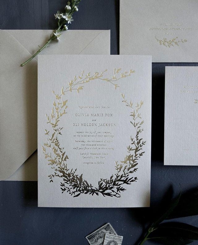 Jessamine with the bling ✨ Pictured: Jessamine invitation with champagne foil on stone paper and envelopes. ⁣ .⁣ .⁣ .⁣ .⁣ .⁣ #thecuratedcollection #linenandleafcuratedcollection⁣ #typography #goodtype #engaged #destinationwedding #reclaimthehappy #abreathofwhitespace #handsthatmake #ligaturecollective #thenativecreative #dailydoseofpaper #creativityfound #makersmovement #wearethemakers #craftsposure #capturemycraft #calledtobecreative #fortheloveofpaper #weddingpaper #prettycreativestyle #onmydesk #pursuepretty #readmakegrow #stationerylove #creativefolk #theslowdowncollective #seekthesimplicity #creativehappylife #fromabove