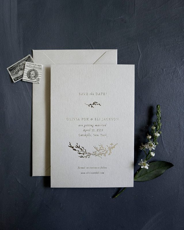I love the tone on tone look of champagne foil and stone paper and envelopes ✨ pictured: 'Jessamine' save the date . . . . .  #linenandleafcuratedcollection #thecuratedcollection #typography #goodtype #engaged #destinationwedding #reclaimthehappy #abreathofwhitespace #handsthatmake #ligaturecollective #thenativecreative #dailydoseofpaper #creativityfound #makersmovement #wearethemakers #craftsposure #capturemycraft #calledtobecreative #fortheloveofpaper #weddingpaper #prettycreativestyle #onmydesk #pursuepretty #readmakegrow #stationerylove #creativefolk #theslowdowncollective #seekthesimplicity #thatauthenticfeeling #handsandhustle