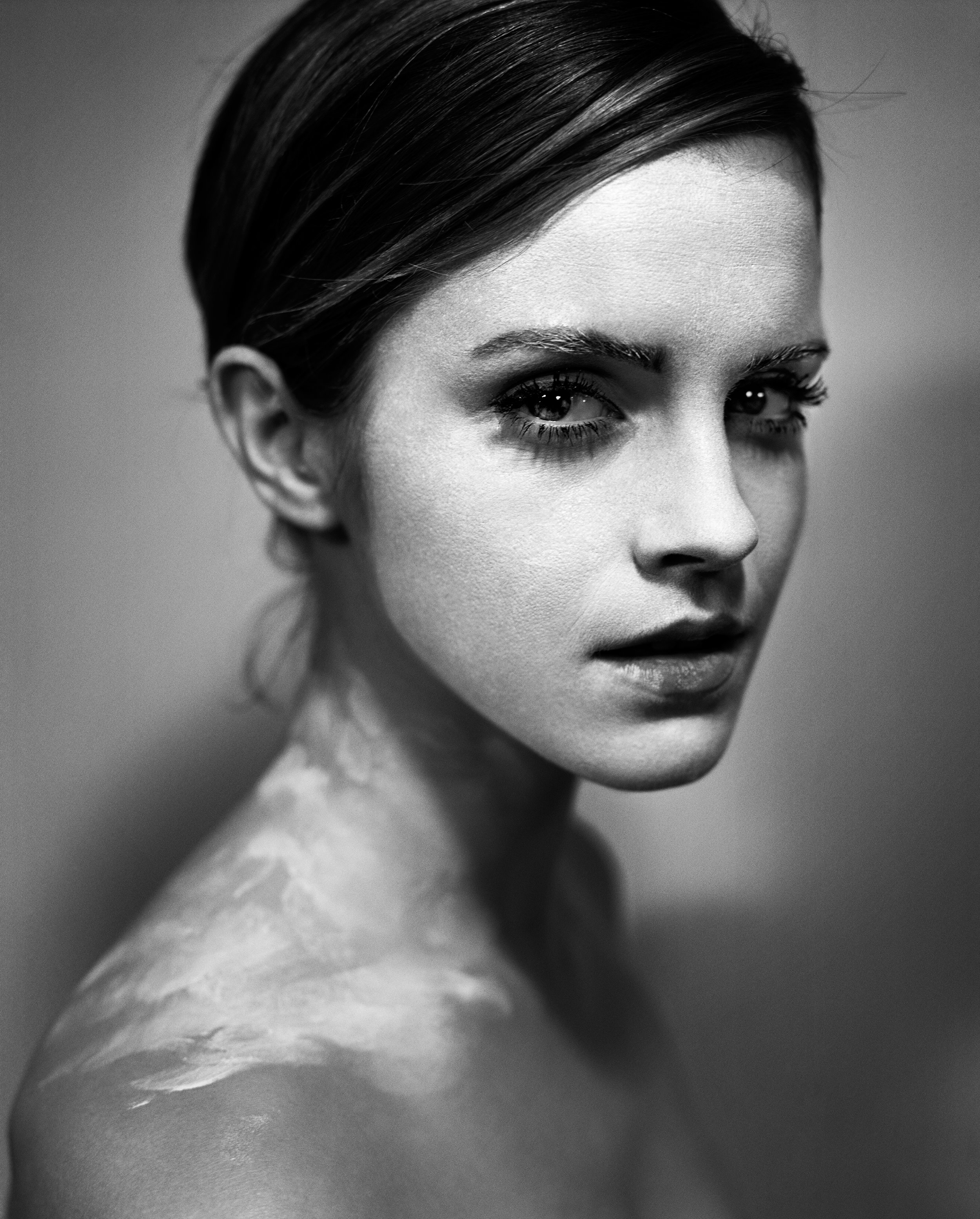 Emma Watson, © Vincent Peters / Courtesy of CAMERA WORK