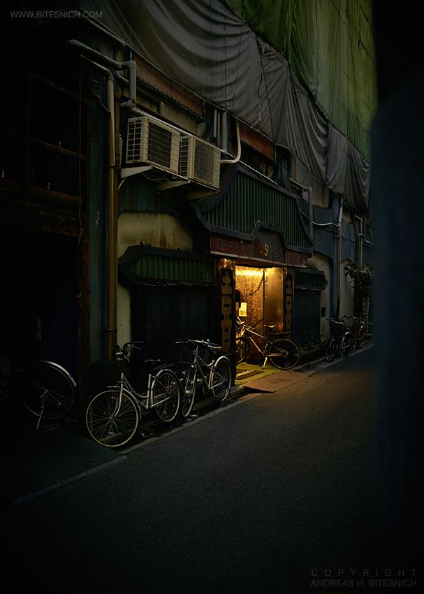 © ANDREAS H. BITESNICH, TOKYO, 2013