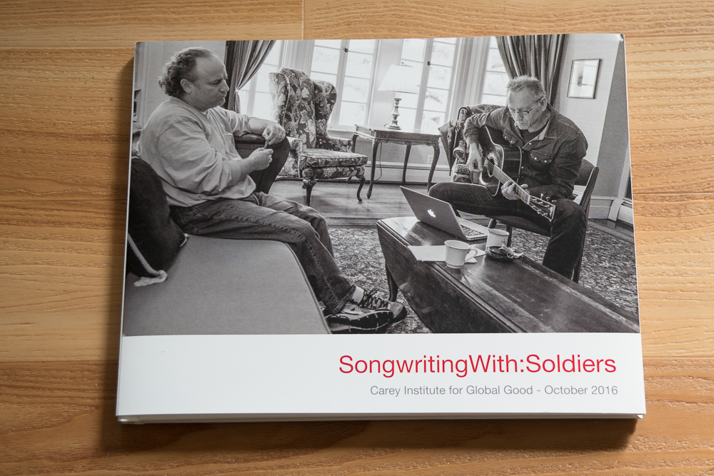 SongwritingWith:Soldiers Book
