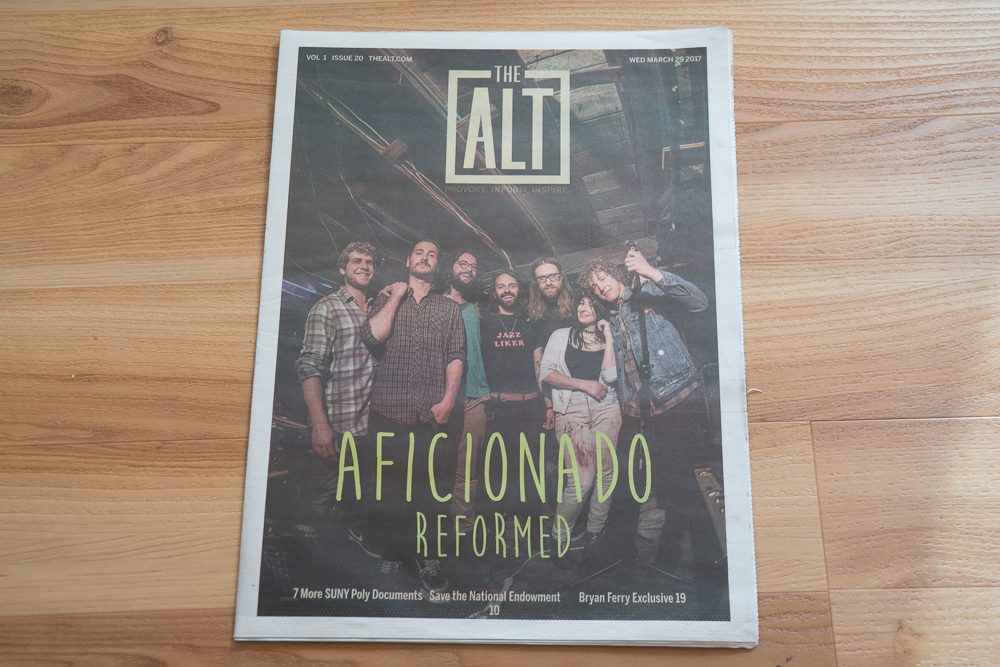 The Alt - March 29, 2017
