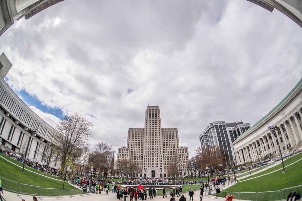 Albany Science March - Bryan Lasky