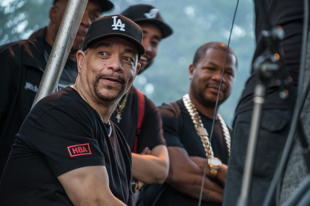 Ice-T and Xzibit
