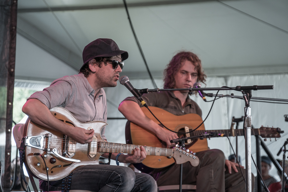 Kevin Morby and Sam Cohen