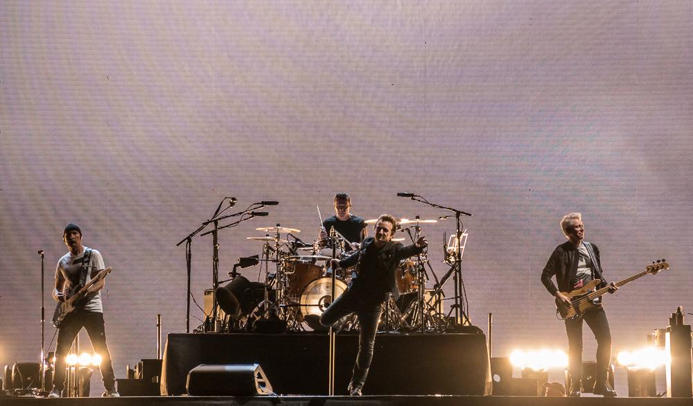 U2 - BDL