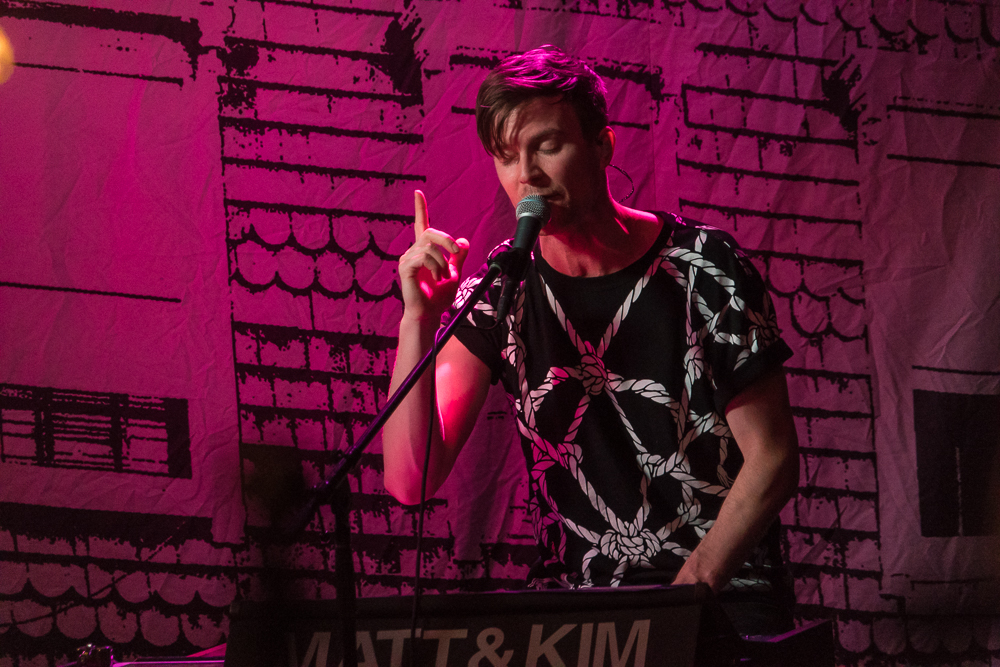 Matt and Kim 3.8.18 - Bryan Lasky