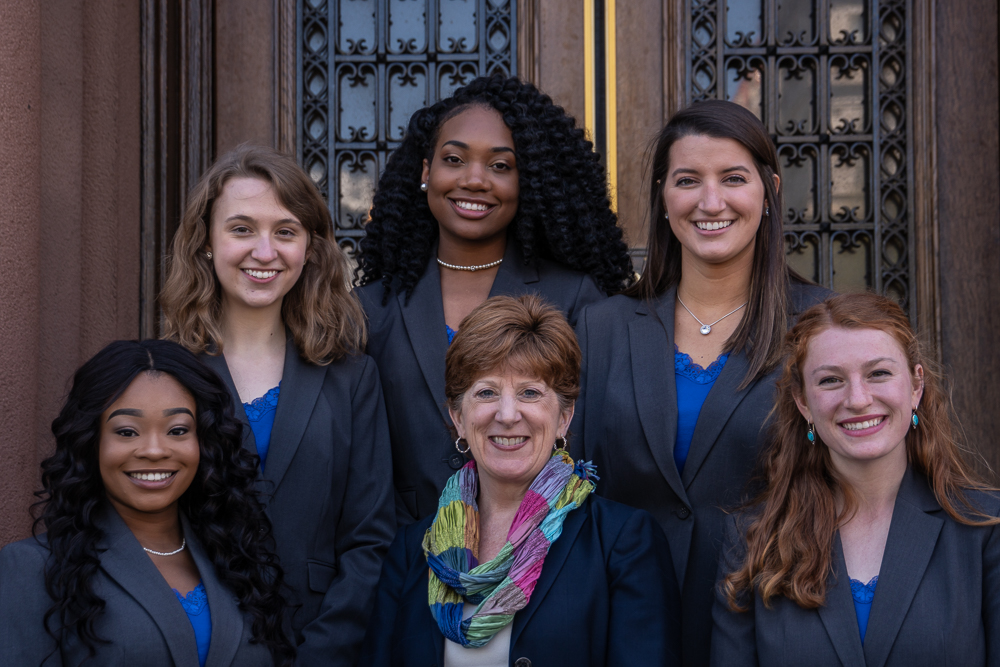 Tulip Court 2018 and Mayor Sheehan