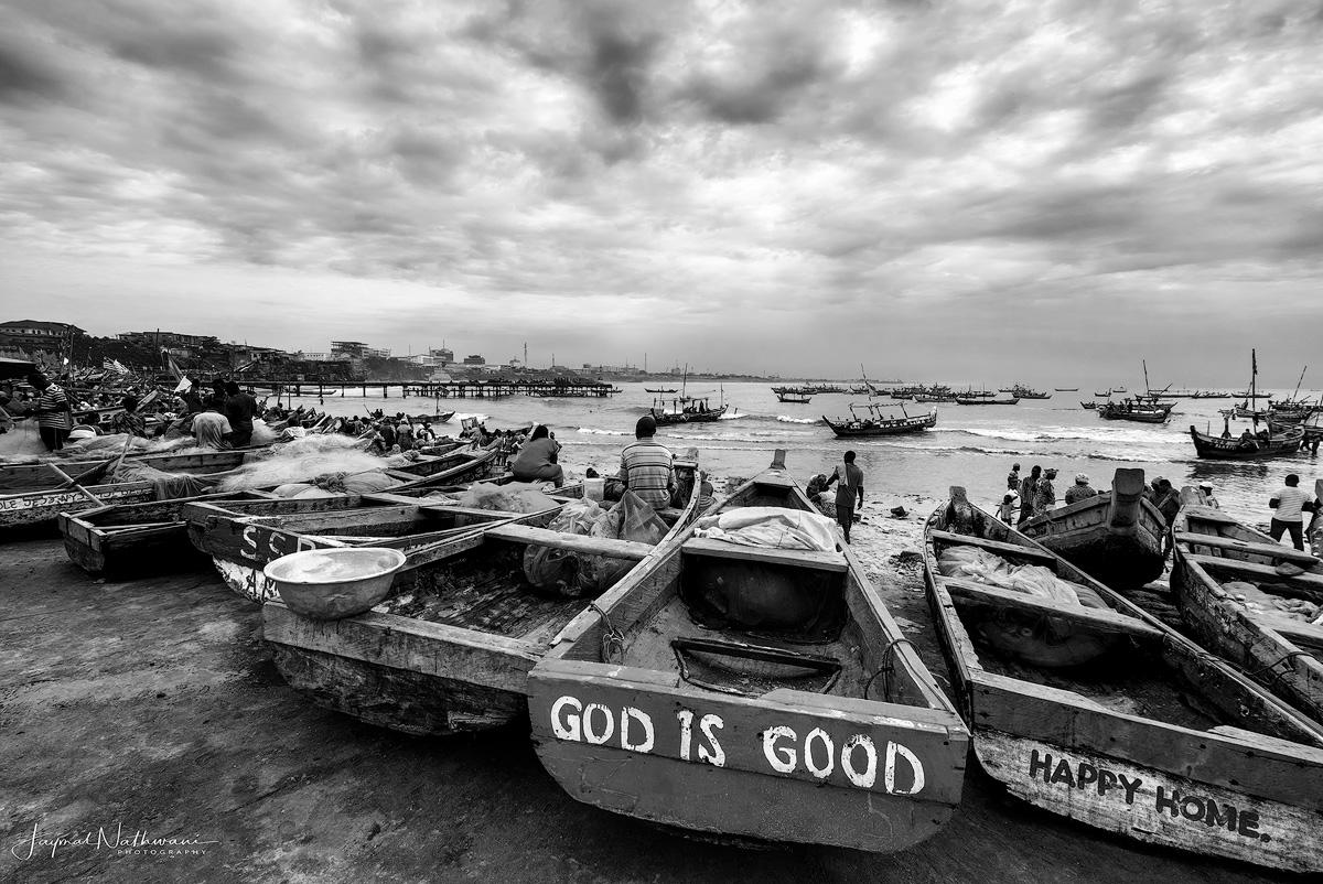 GOD IS GOOD © Jaymal Nathwani