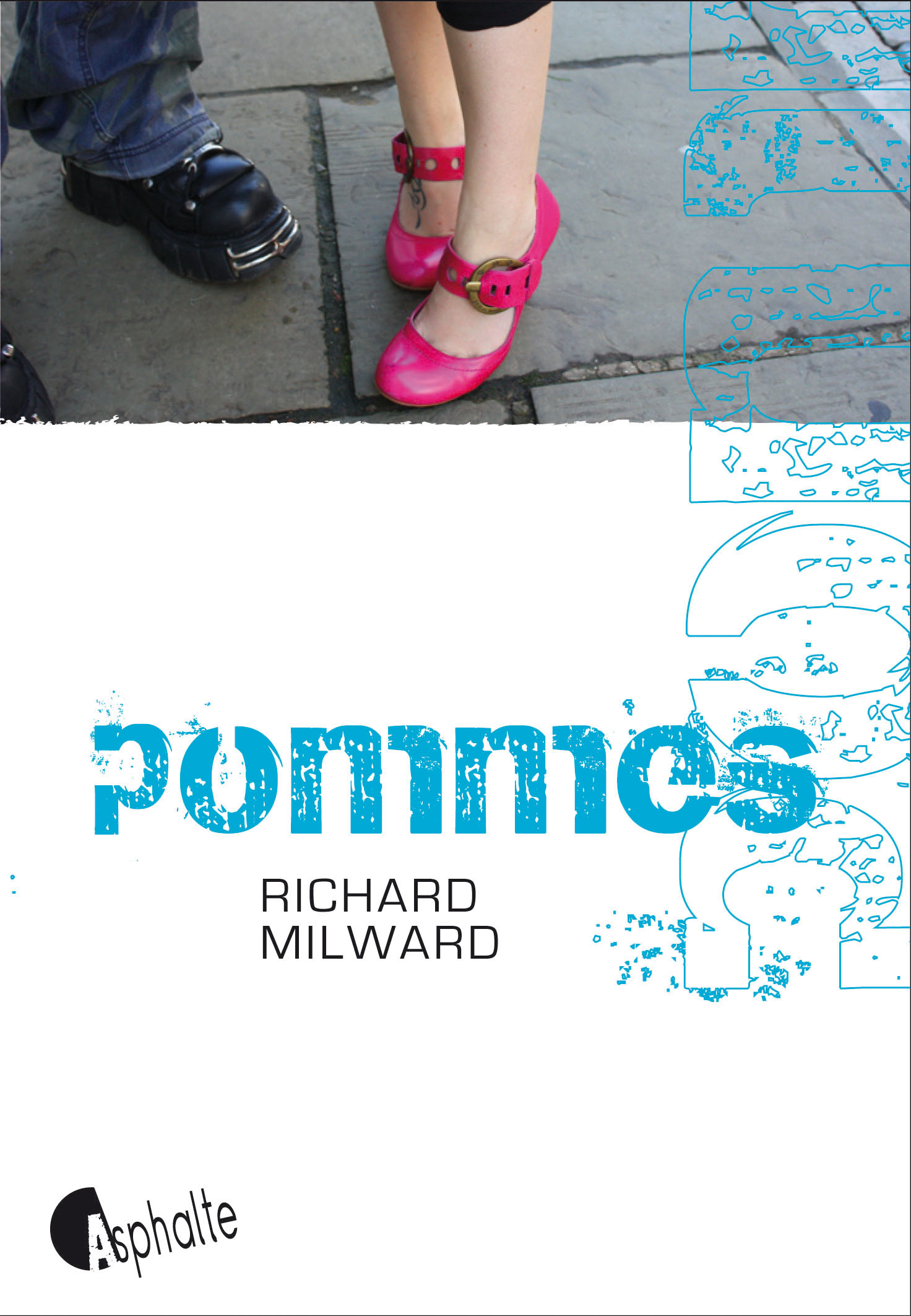 POMMES (ASPHALTE, FRENCH EDITION)