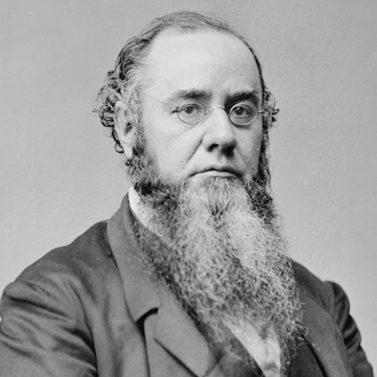 Edwin M. Stanton, U.S. Secretary of War, 1862-1867, 1868
