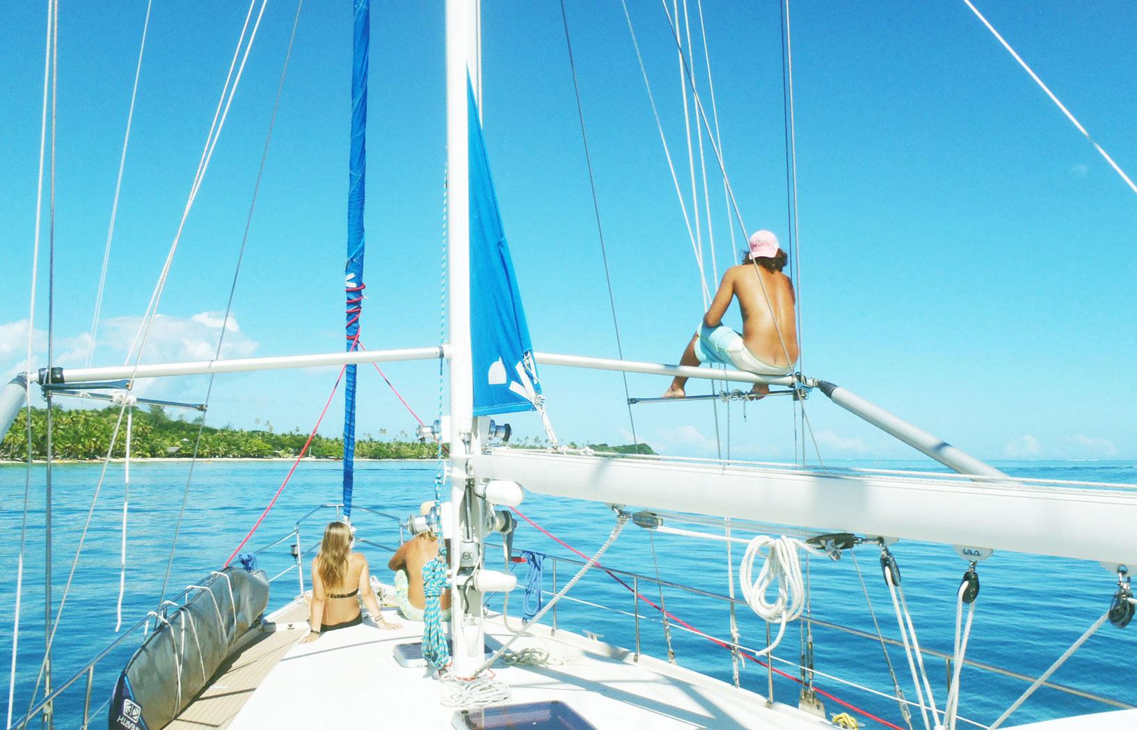 fiji / vanuatu / solomons     2011 - south pacific sailing