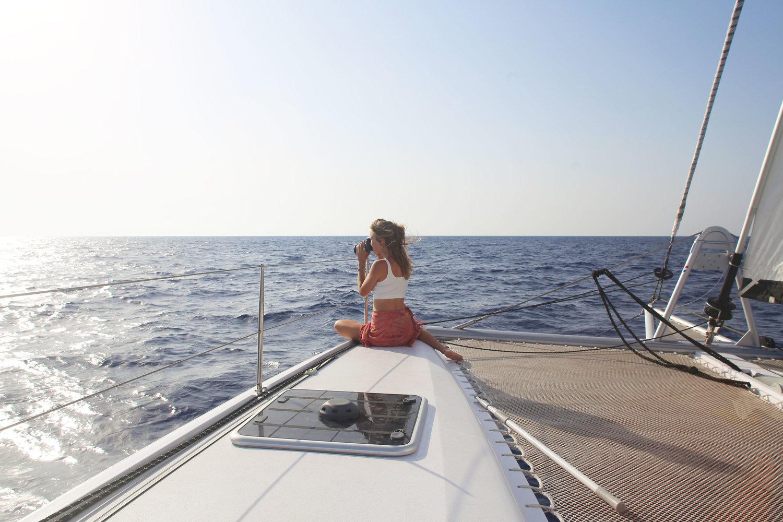 tunisia / canary islands     2017 - sailing la vagabonde