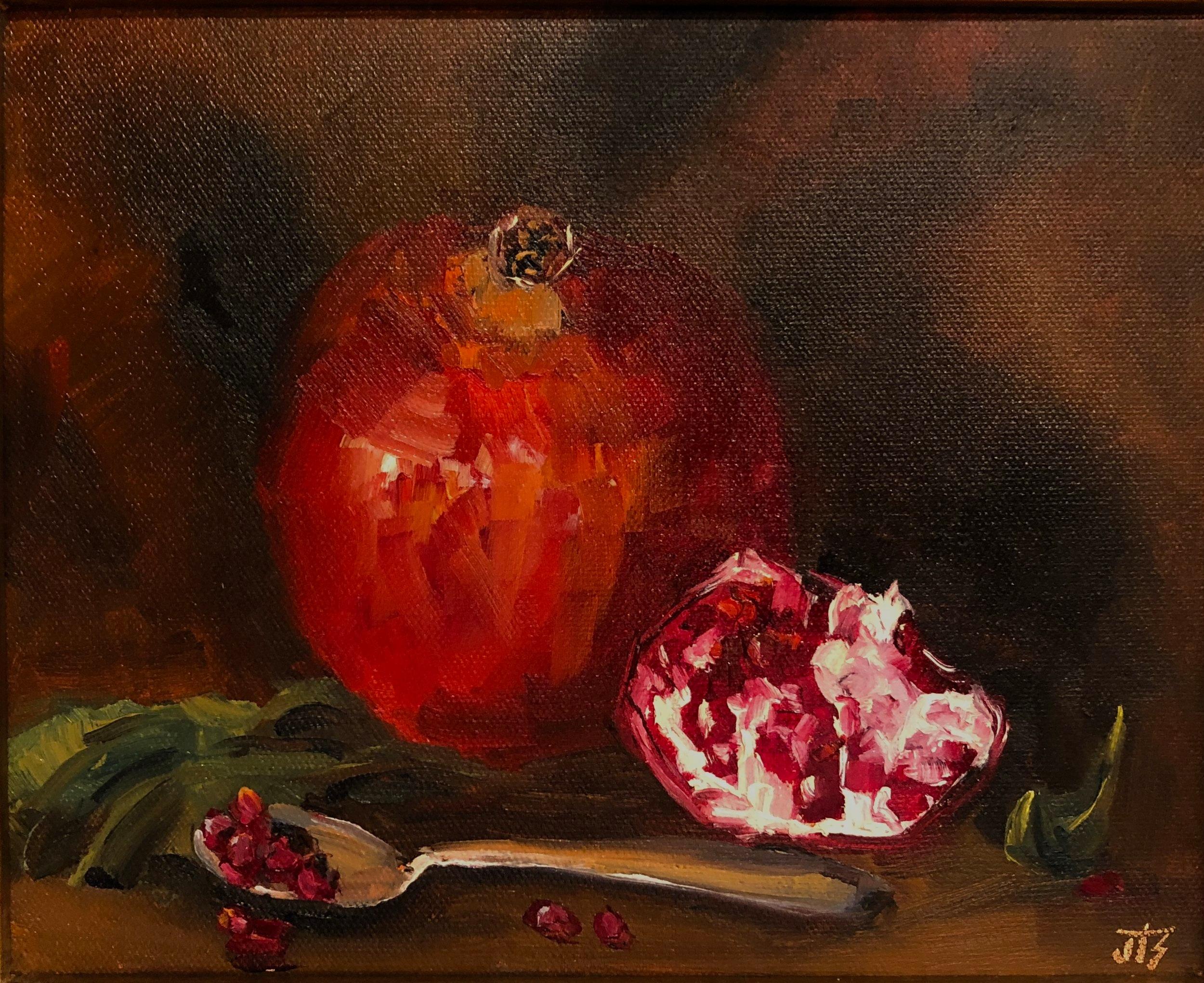 Pomegranate & Spoon