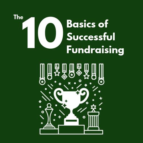 10 Basics of Fundraising Success