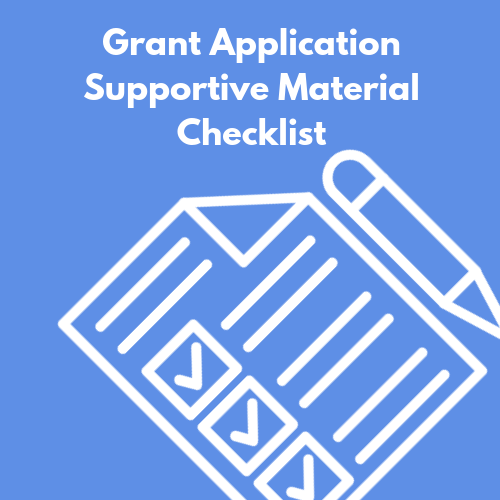 Grant Application Supportive Material Checklist.png