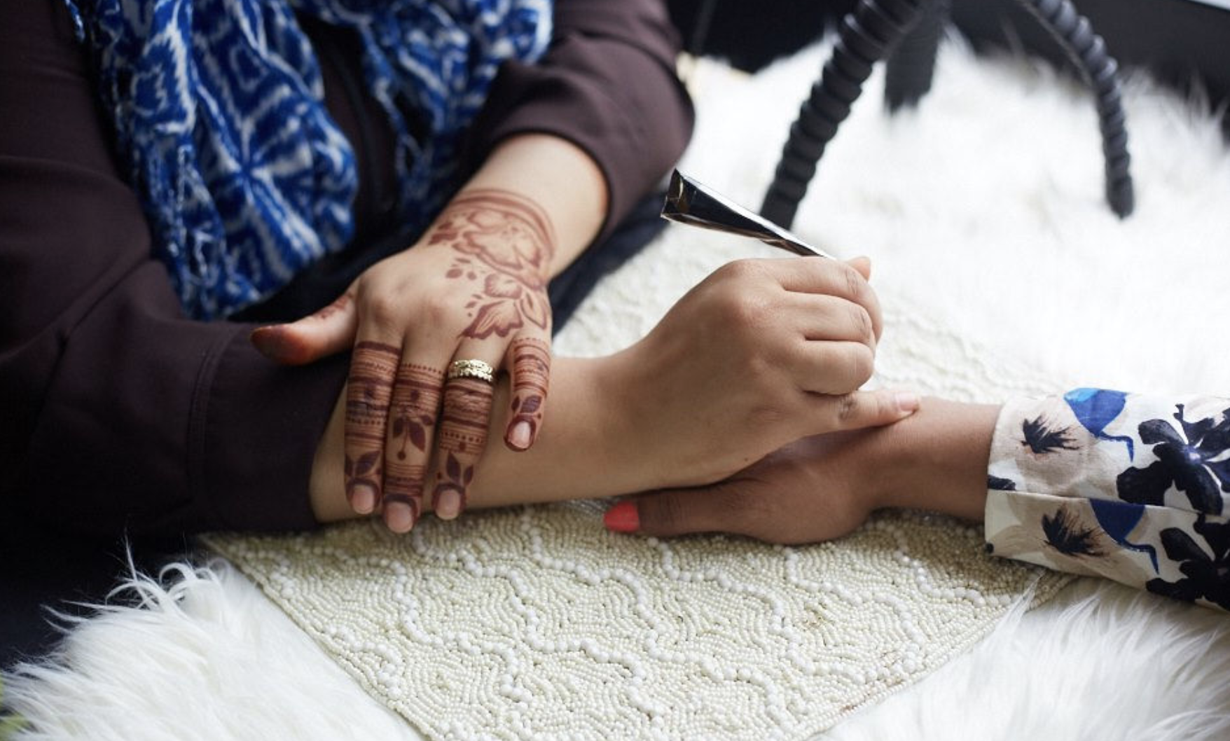 Online Henna Class Learn Henna Online