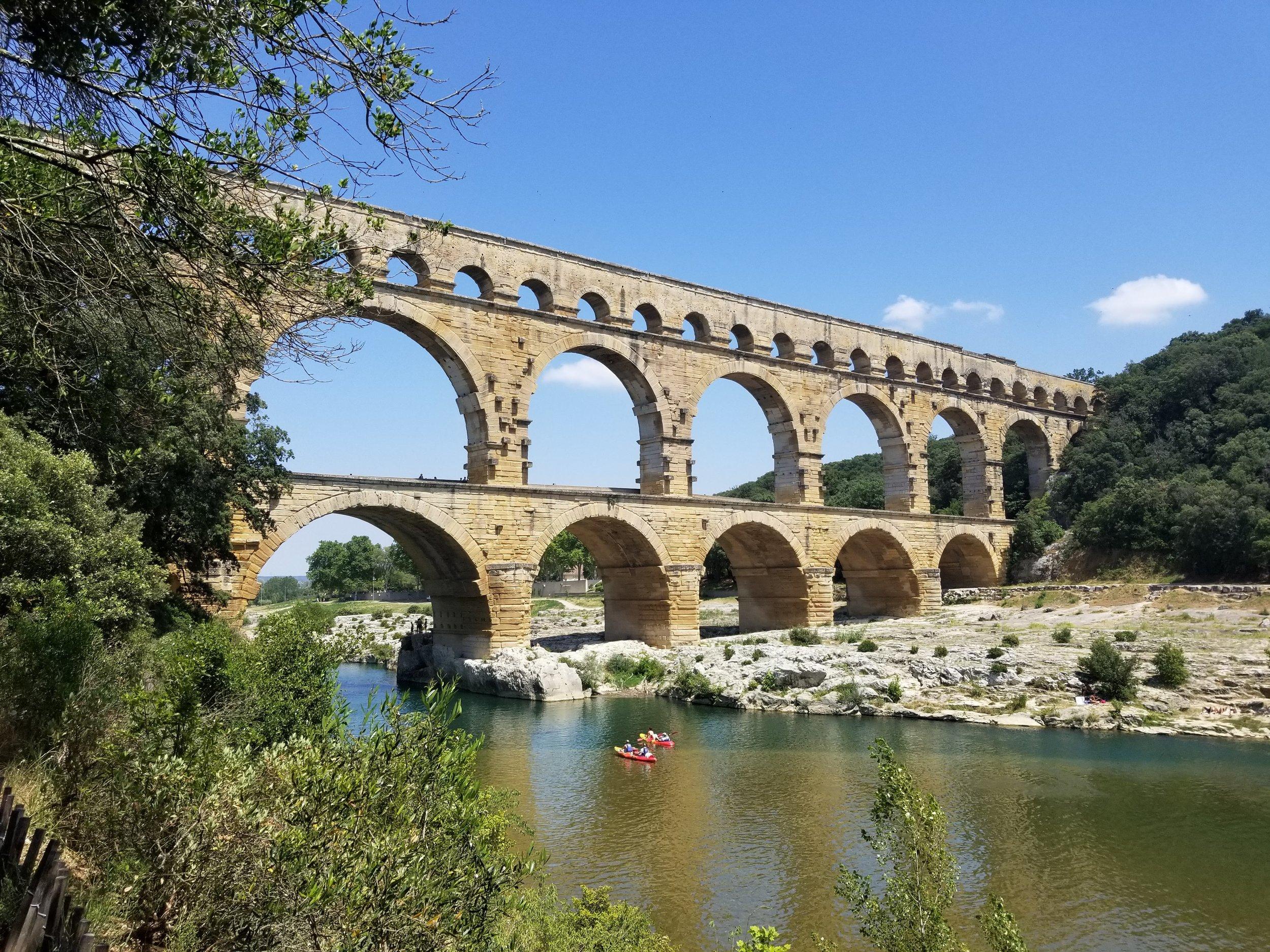 Copy of Pont du Gard