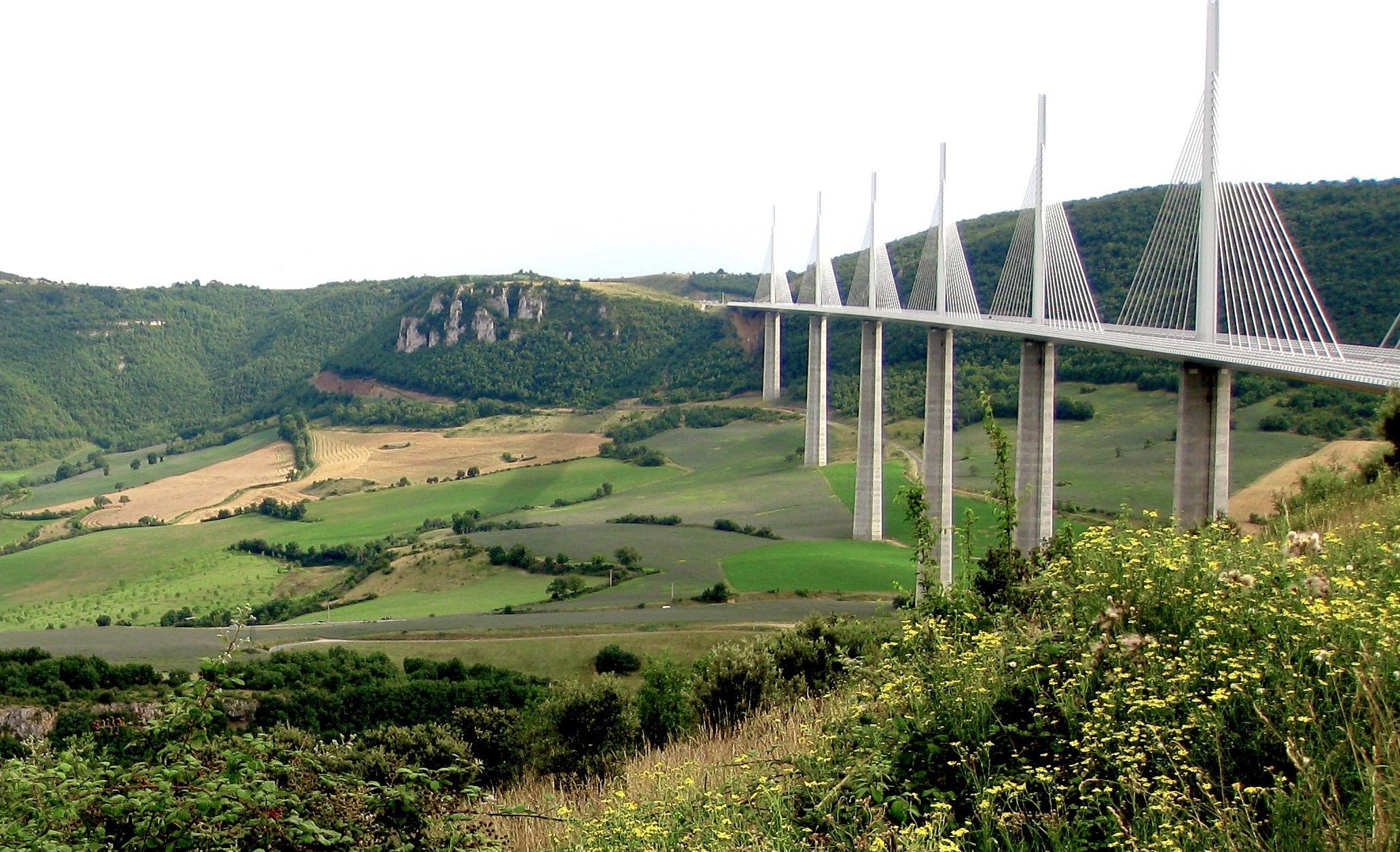 Copy of Viaduc de Millau