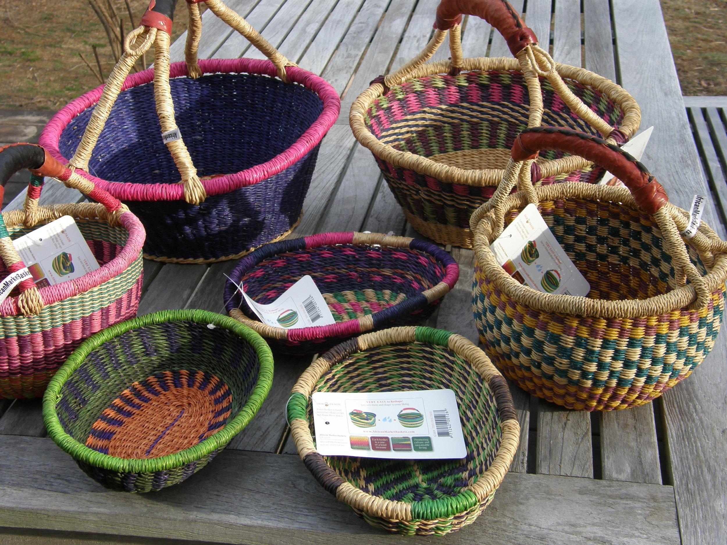 Bolga Basket-S-Fair Trade