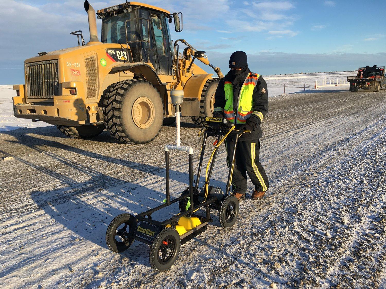 Logic Geophysics & Analytics LLC — Ground-penetrating Radar