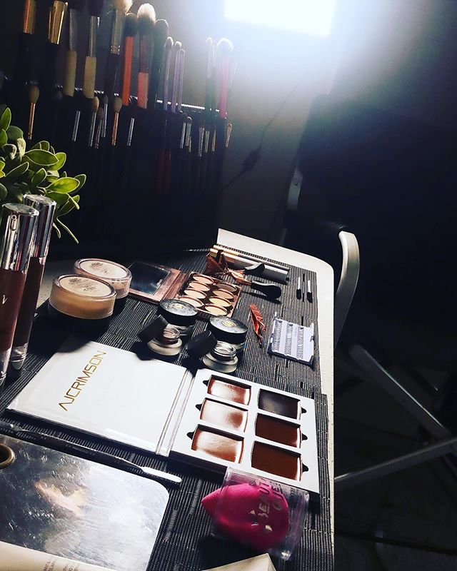 What's your workstation look like? | #ChanelJMakeup