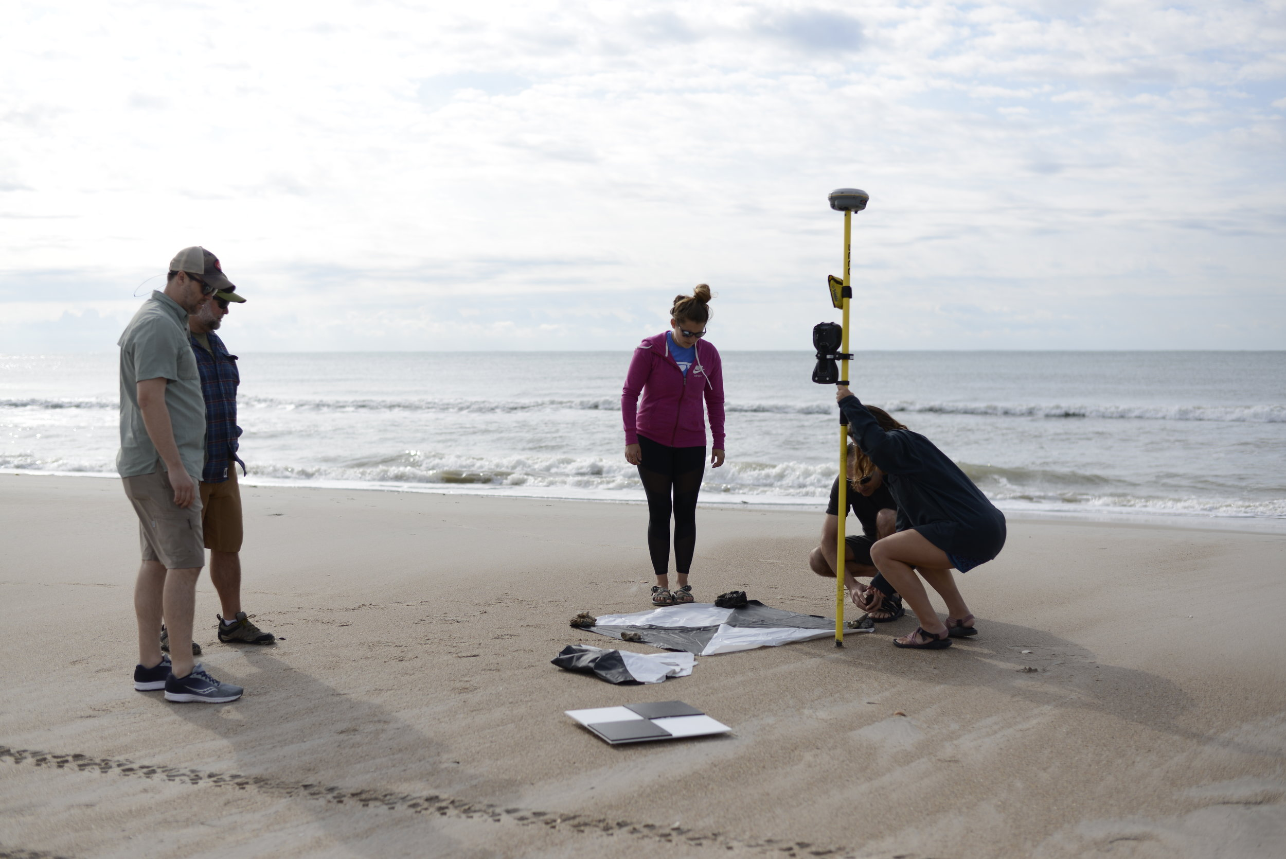 REDDIE - The Regional Drone Demonstration for Installations and Environment (REDDIE) is an extension of CONFIRM that encompasses Marine Corps Installations-East via Naval Facilities Command (NAVFAC). The focus remains on demonstrating the benefits of UAS in DoD natural resource mangement.