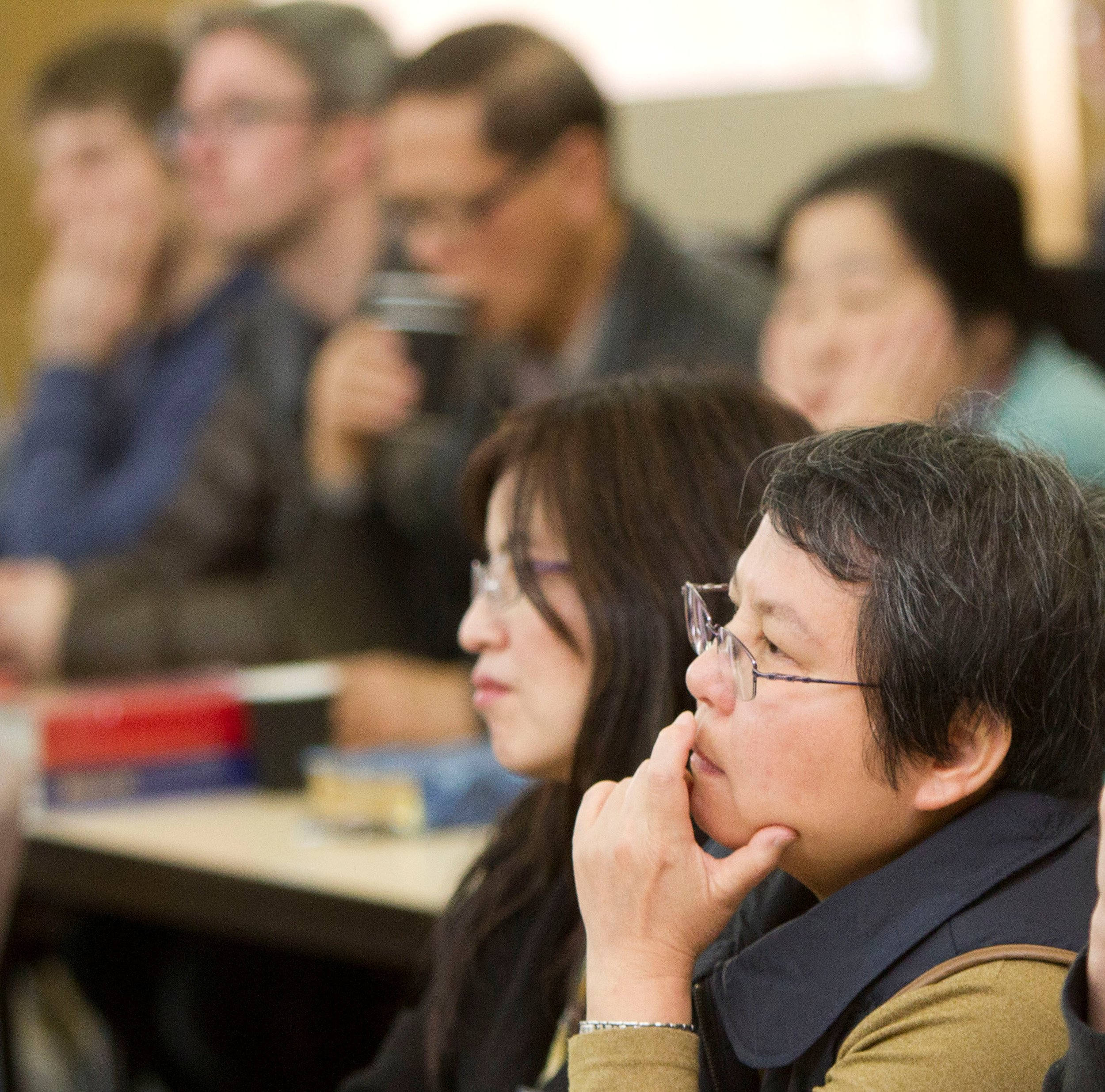 ptc students seminar lecturer