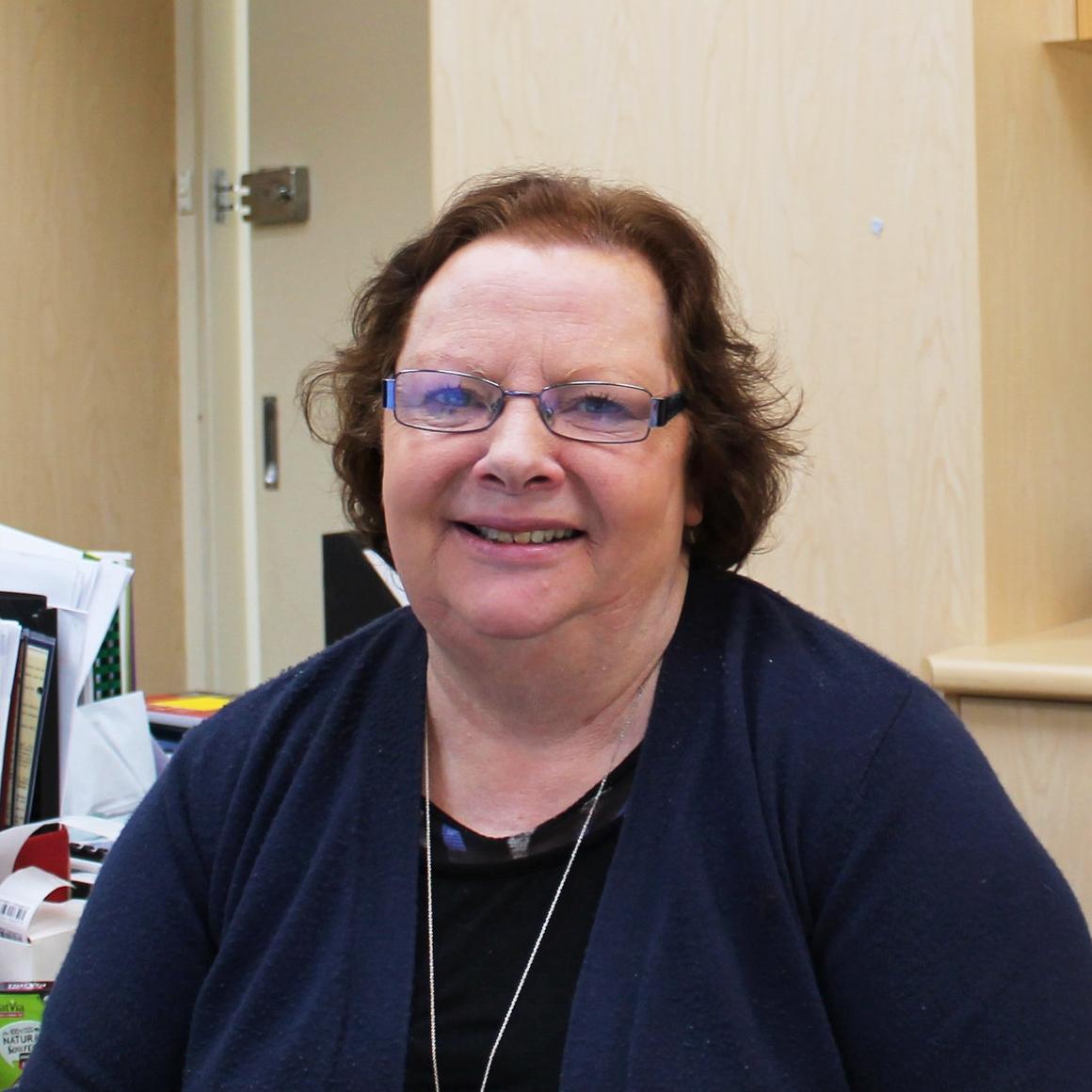 Heather Fiedler   Librarian