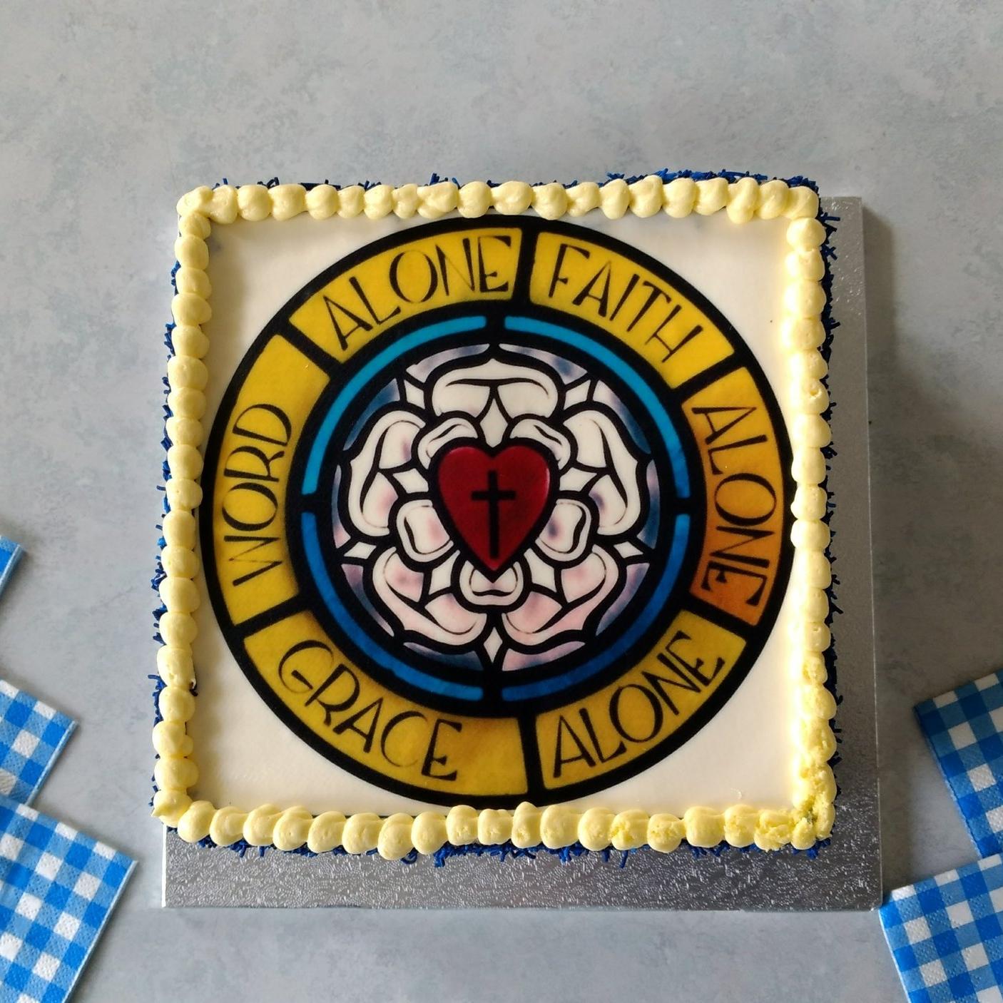Reformation cake!