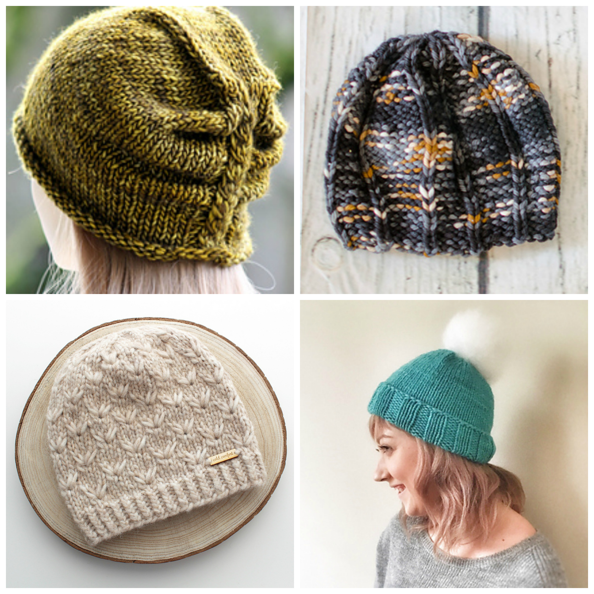 Super Quick Knits: 1 - 2 Skein Bulky Pattern Ideas | Delicious Yarns