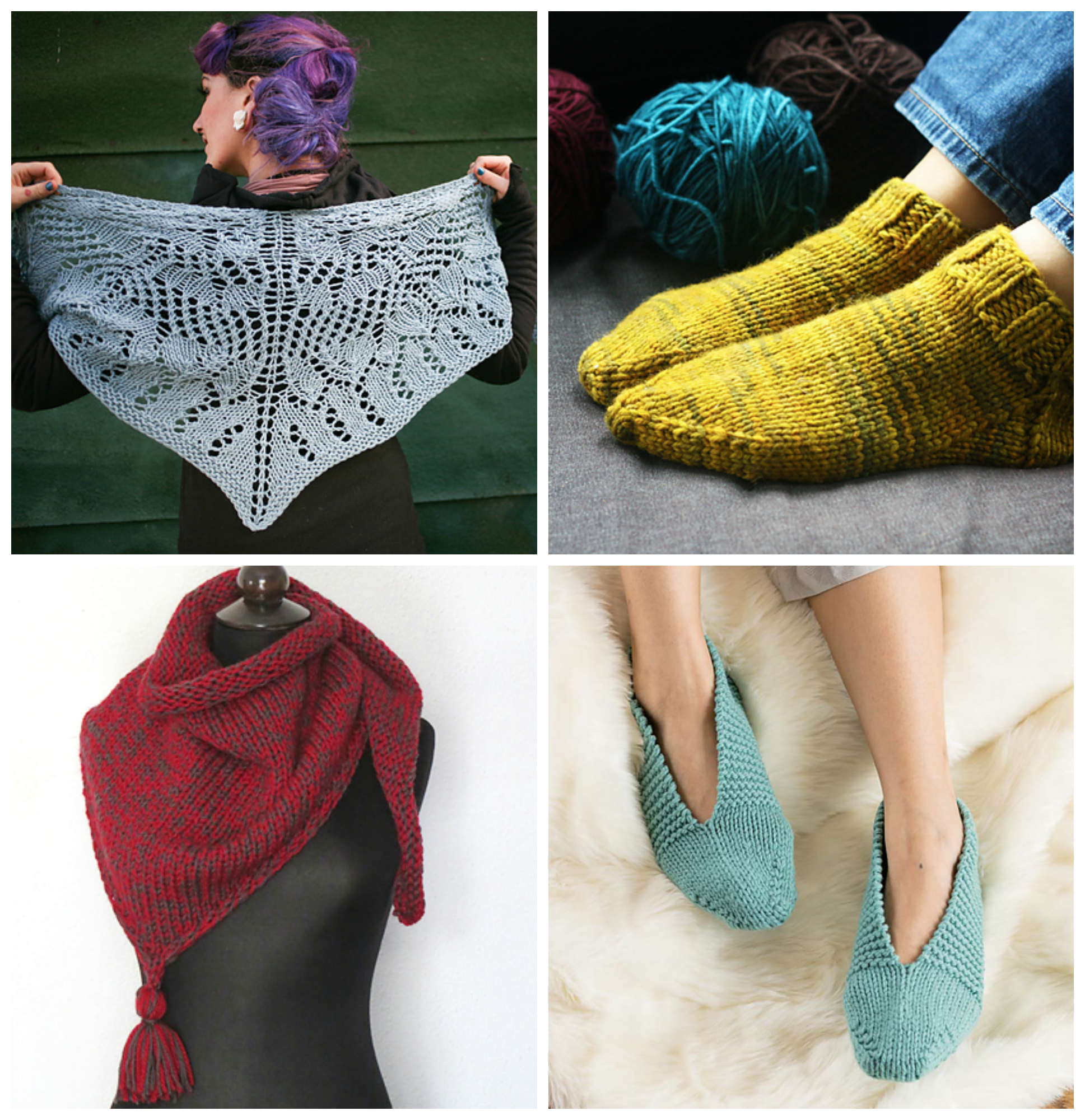 Super Quick Knits: 1-2 Skein Bulky Pattern Ideas | Delicious Yarns