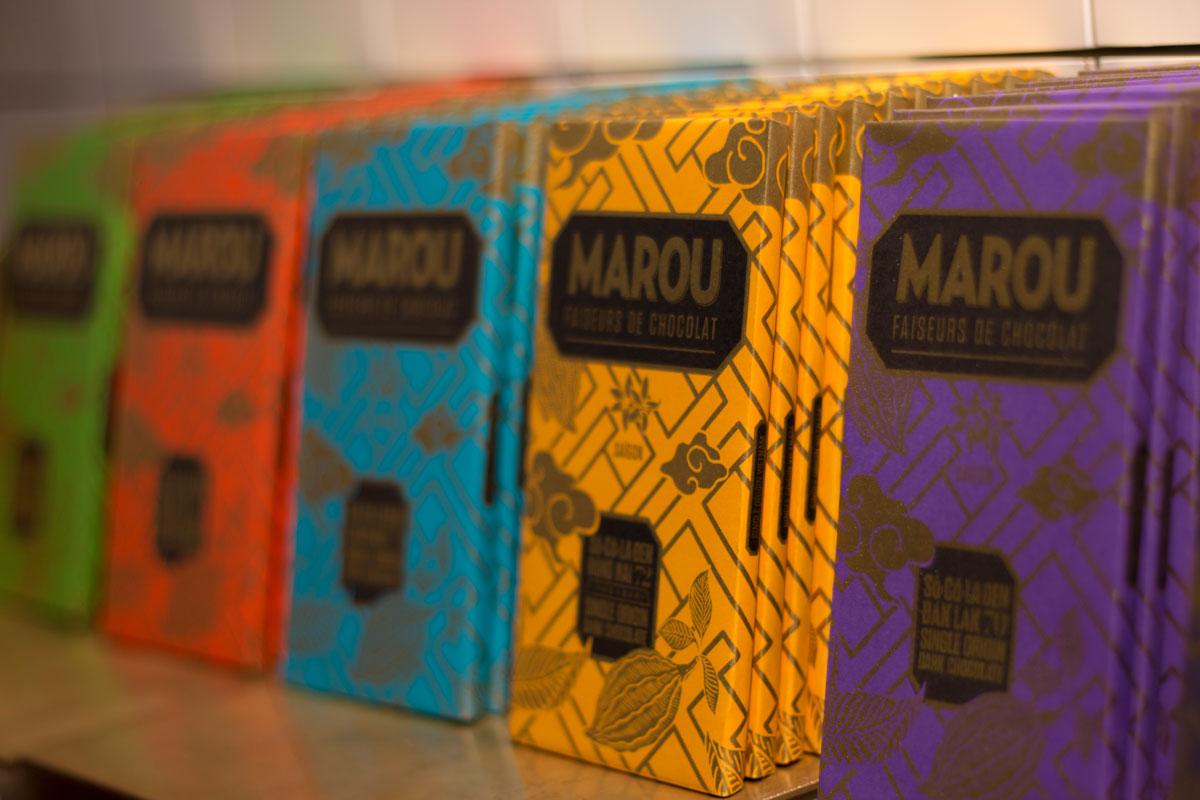 Bean to Bar on display at Marou