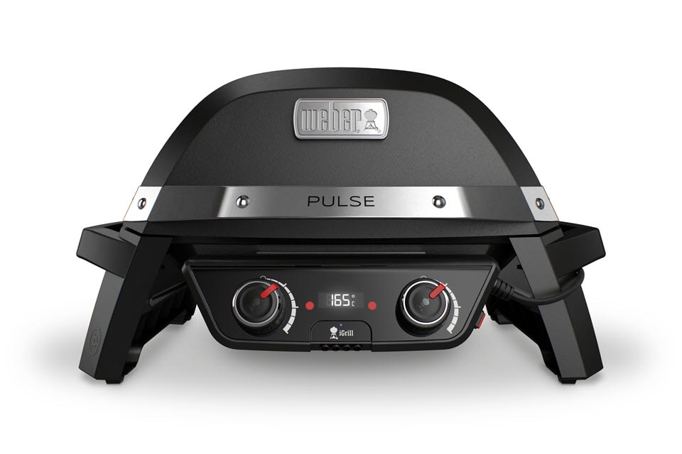 weber pulse 2000 - The Outdoor Chef
