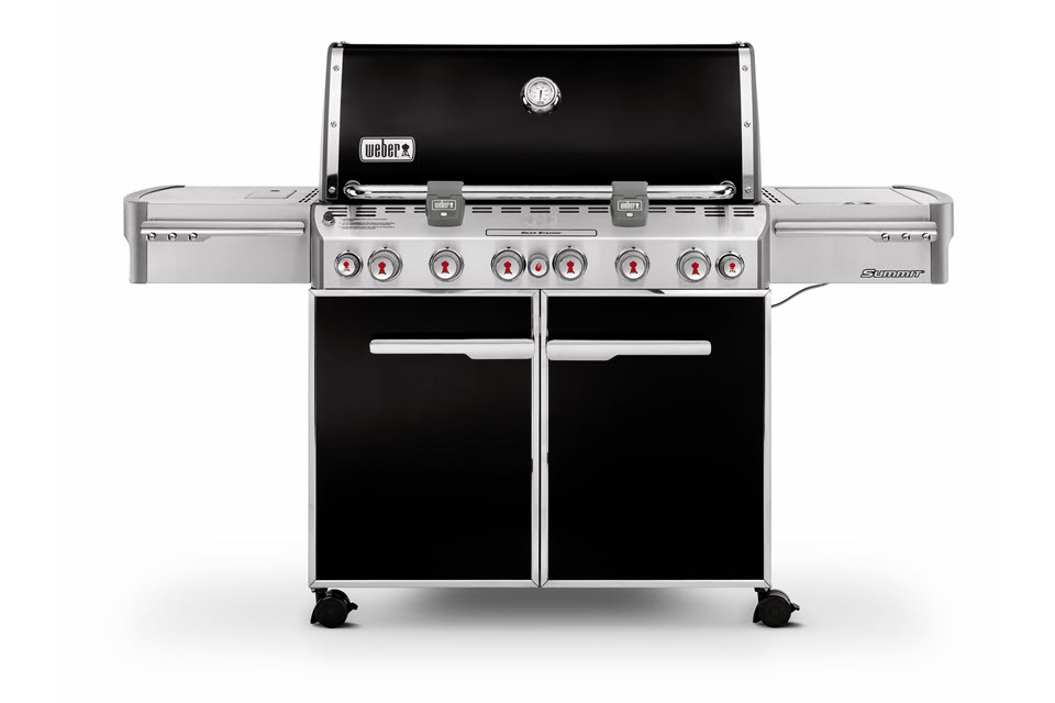 Weber Summit E-670 - The Outdoor Chef