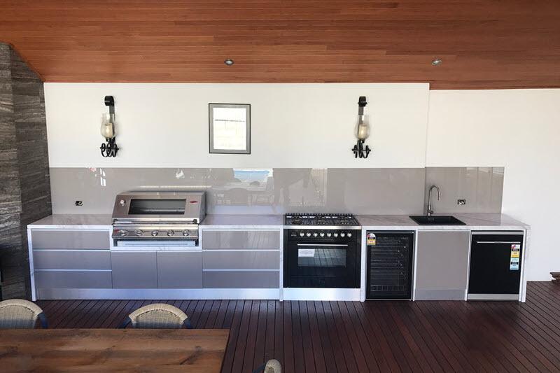 Outdoor Kitchens Perth Bbq Alfresco, Weatherproof Outdoor Kitchen Cabinets Perth