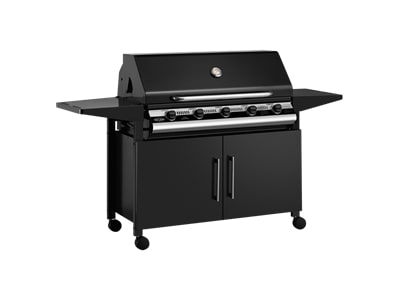 Discovery 1000E 5 Burner Barbecue With Trolley & Side Burner.jpg