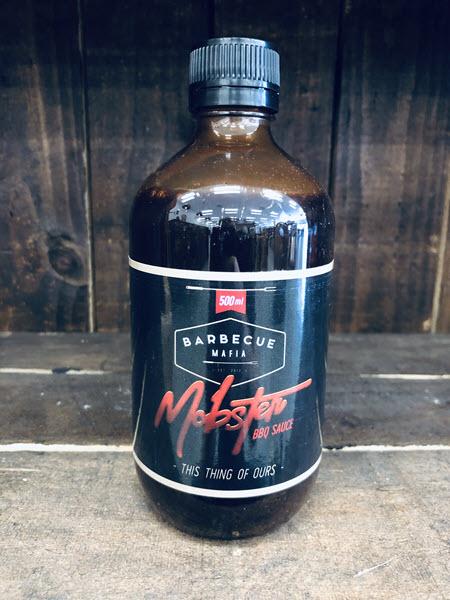 Barbecue Mafia Mobster Sauce