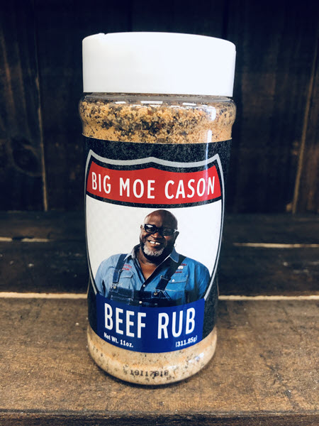 Big Moe Cason Beef Rub