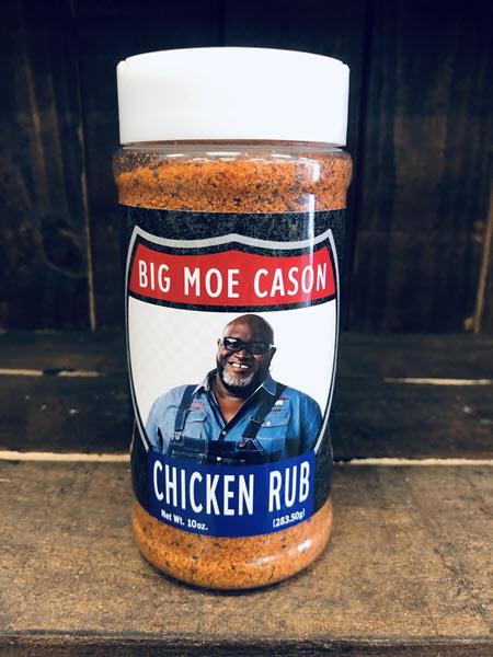 Big Moe Cason Chicken Rub