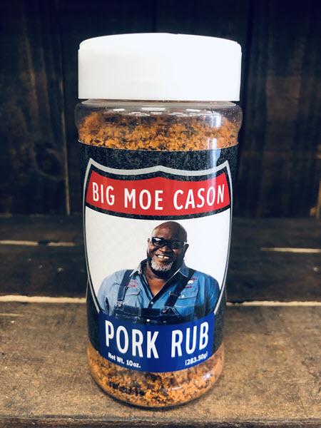 Big Moe Cason Pork Rub