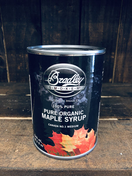 Bradley Maple Flavoured Cure