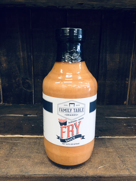 Family Table Fry Sauce