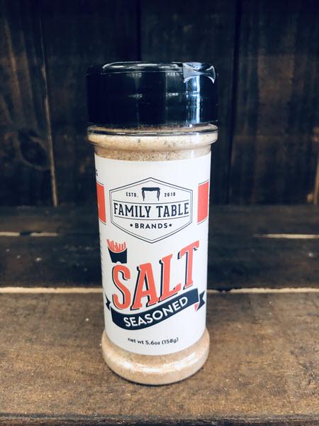Family Table Seasoned Salt