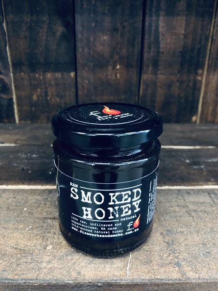 Fireworks and Smoke Smoked Honey