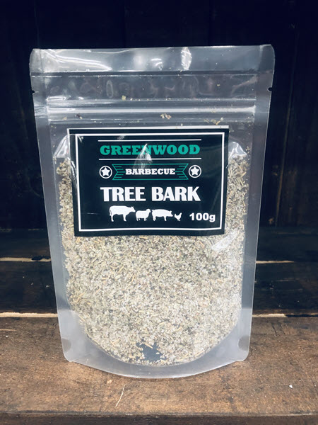 Greenwood Tree Bark