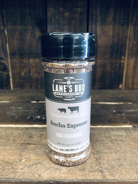 Lanes BBQ Ancho Espresso