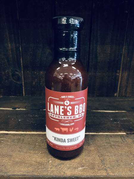 Lanes BBQ Kinda Sweet